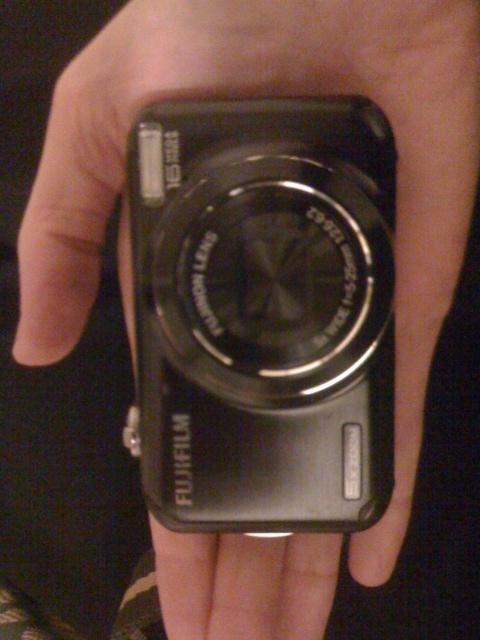 New Camera yay... Well at least I won't struggle to get this one in my handbag!