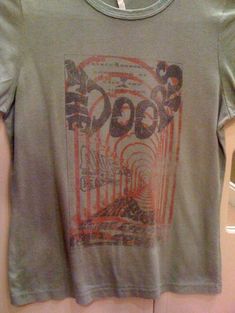@tim_burgess Mmm old band T for tomorrow -just wondering if this one will do? #itsabitfadednow