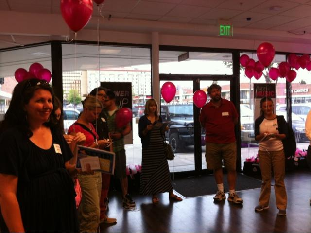 #TMobileSummer #Denver these guys have a long history of getting both blogging *and* family safety.